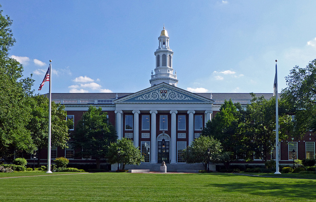Harvard Business School in London & interview nerves   The ...