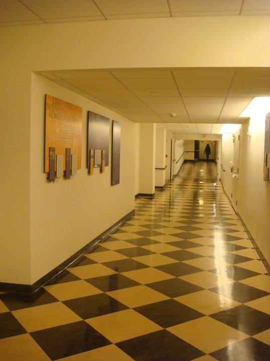 HBS Underground tunnels