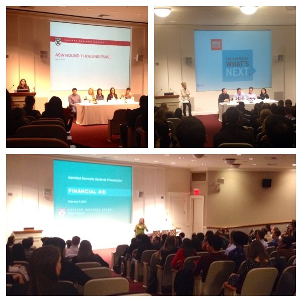 HBS Panel Discussions - Careers Service and Centre for Entrepreneurship