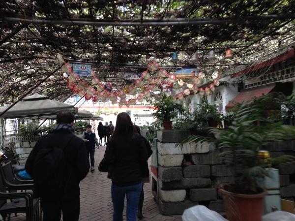 A chengdu street